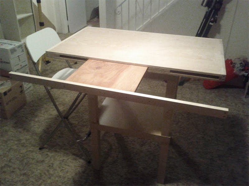 Spectacular Extendable Lack Bistro Table