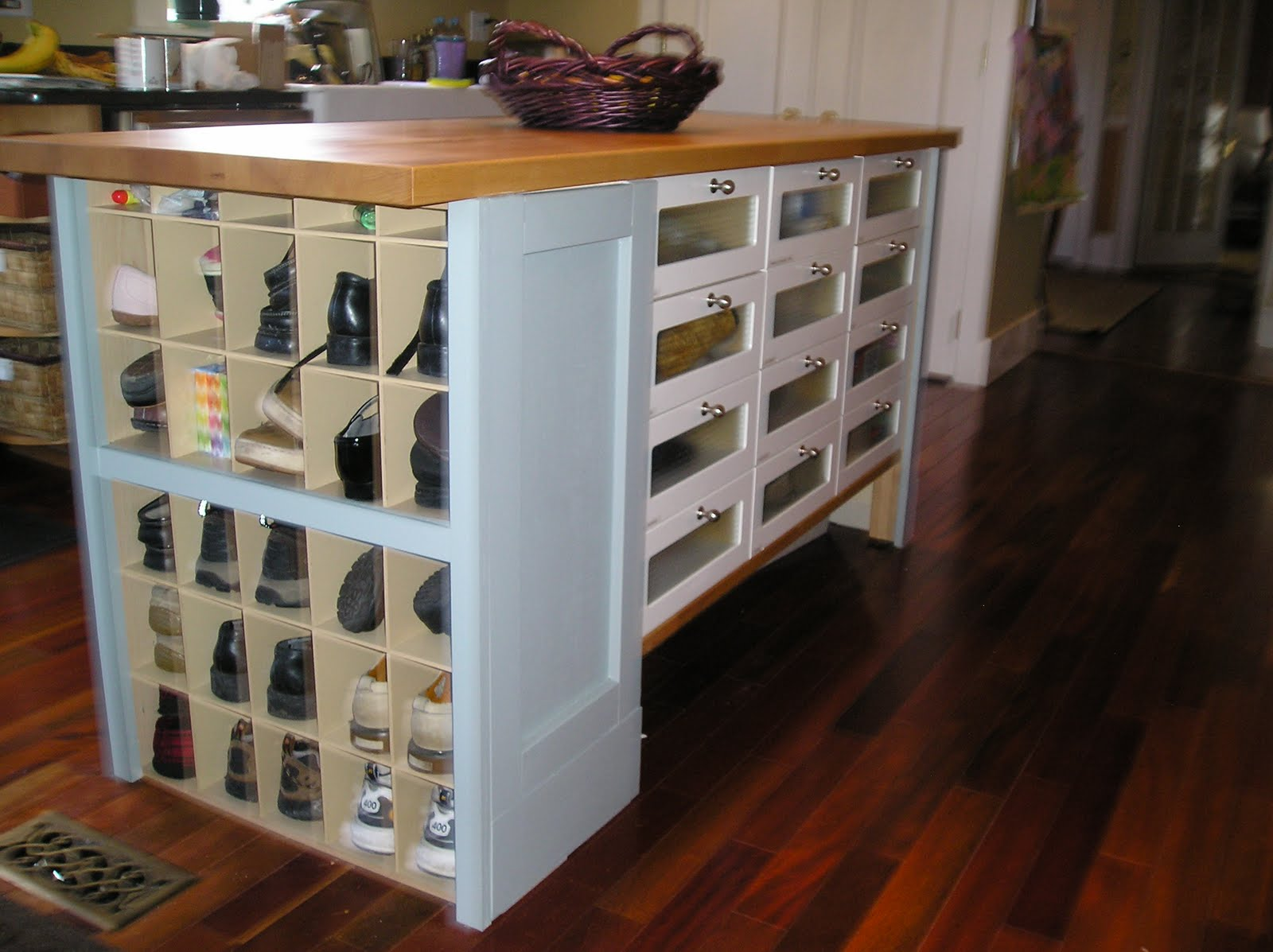 Picture of: Kitchen Island Beauty Ikea Hackers