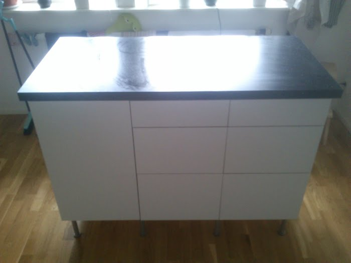 Kitchen island – All ikea material - IKEA Hackers