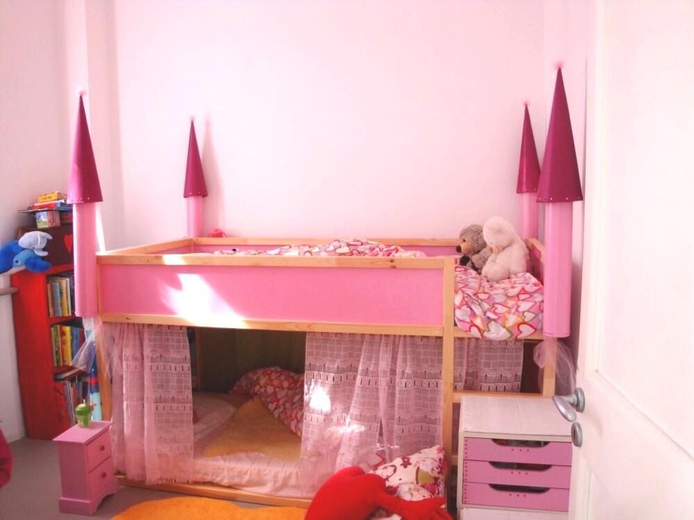 A Castle Bunk Bed Ikea Hackers