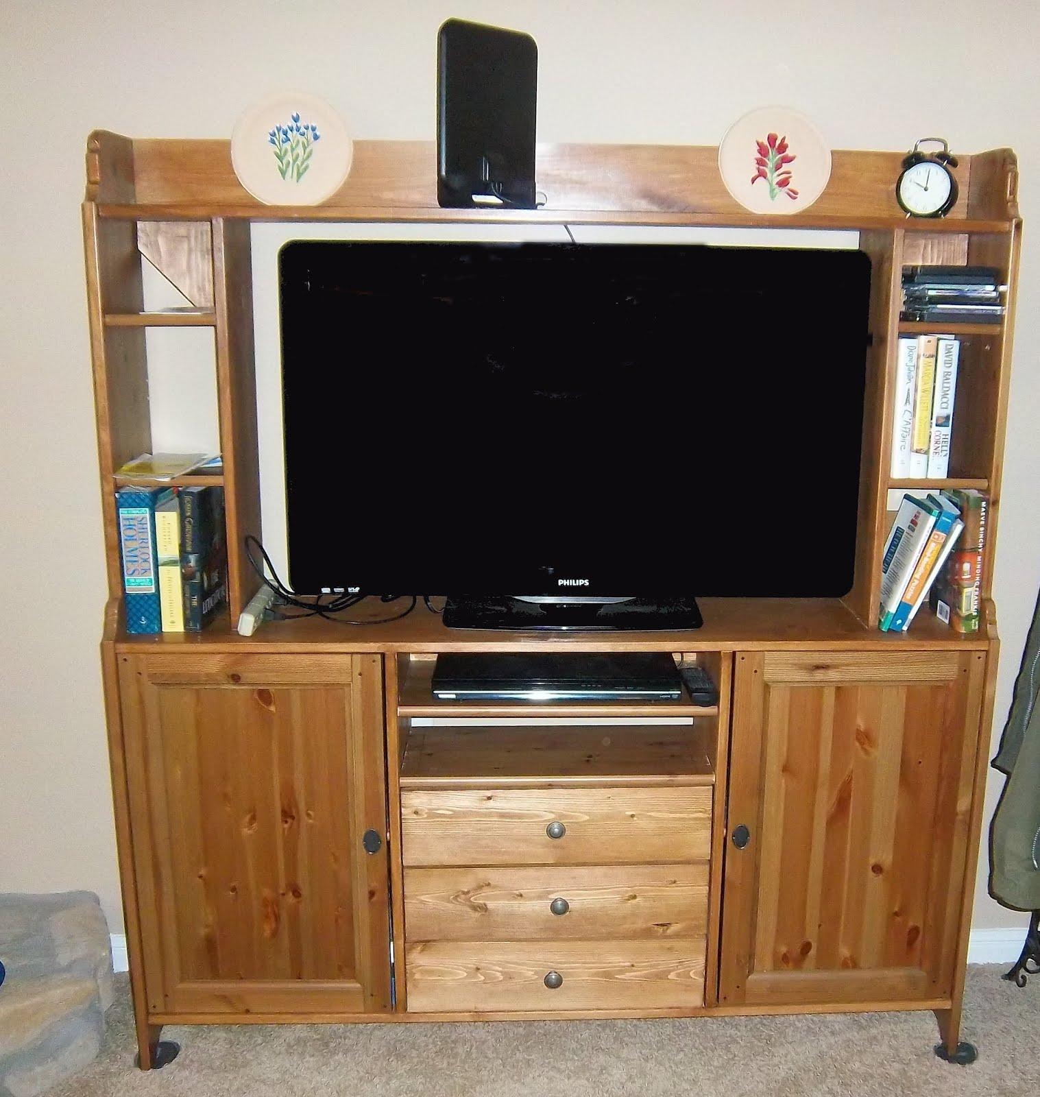 Leksvik to Lets Fix for Bigger TV - IKEA Hackers - IKEA ...