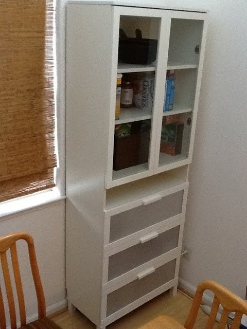 Billy Aneboda Dining cabinet