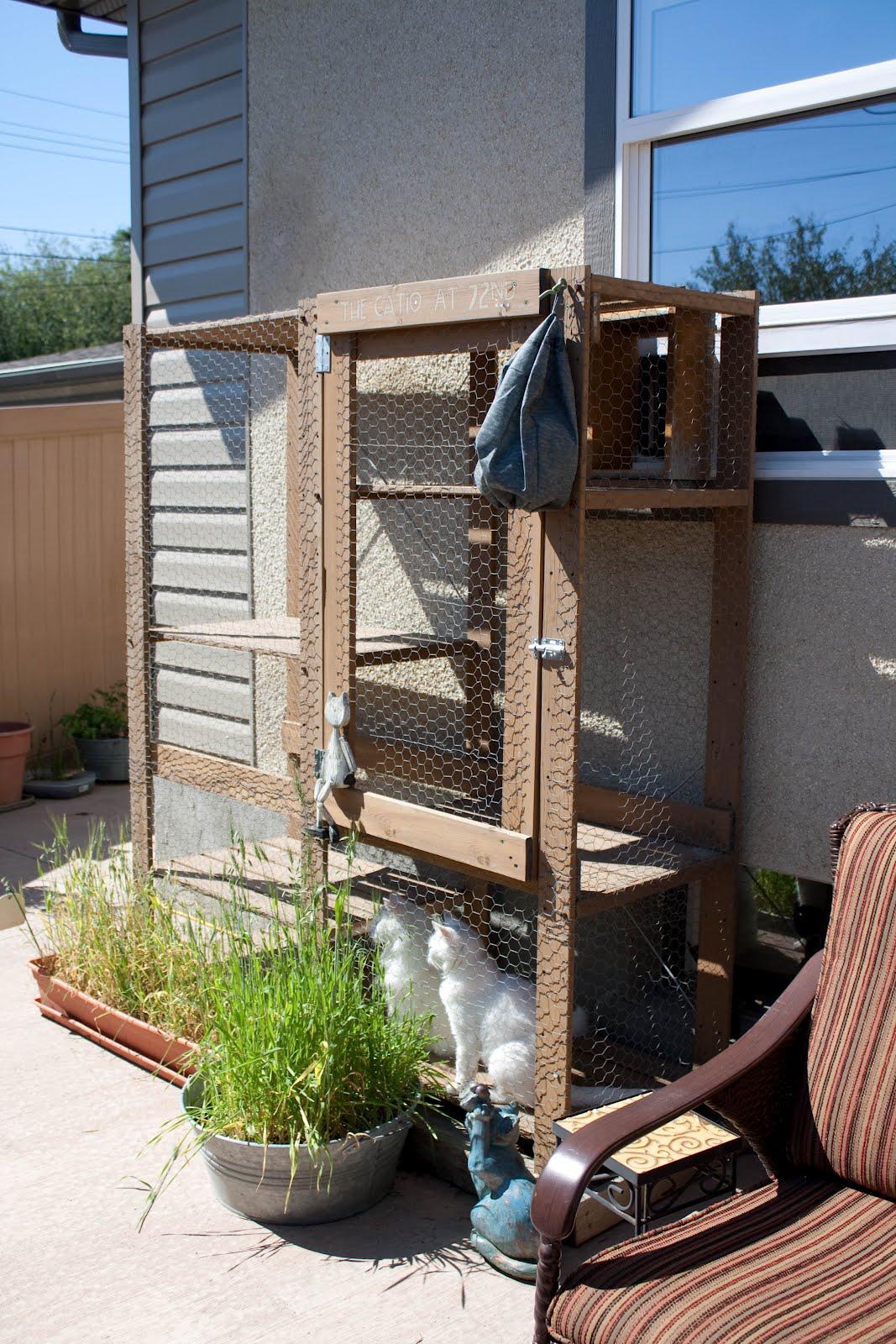 Outdoor Cat Enclosure IKEA Hackers IKEA Hackers