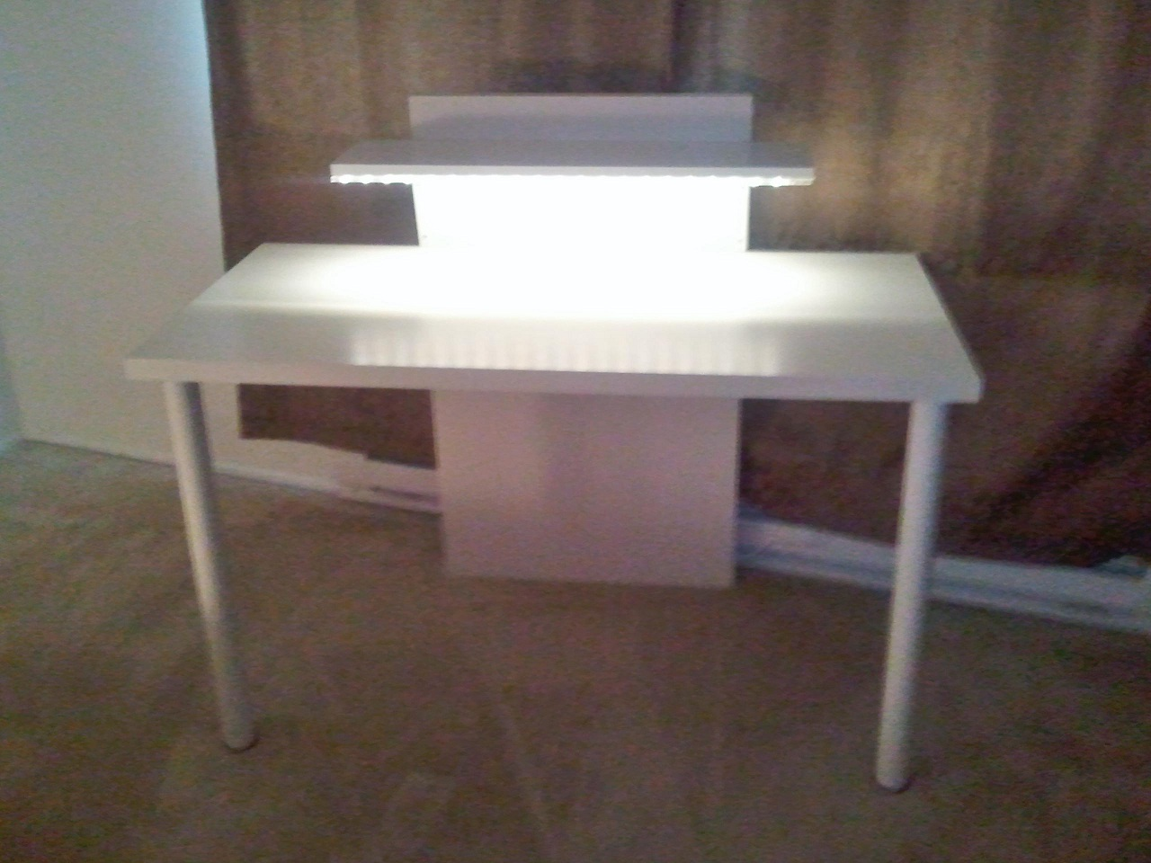 ikea computer desks small. trifecta computer desk ikea desks small t