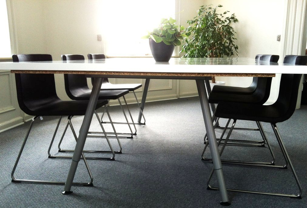 Galant Ikea Conference Table ~ Easy made conference table  IKEA Hackers  IKEA Hackers