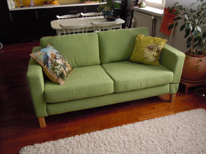 Karlstad sofa becomes a Karlstad sofa-bed - IKEA Hackers - IKE...