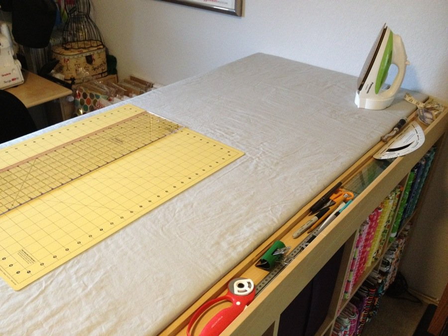 tailors cutting tables 2