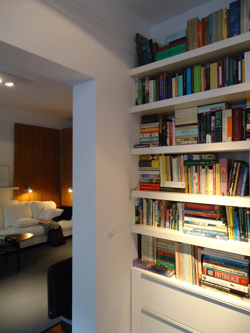 Materials: Lack Shelves, Besta Burs CD Storage, Besta Burs Door, Hammer,  Saw, Drill, Carpenteru0027s Square, Metal Squares, Screws, Wood, Fine Sanding  Paper
