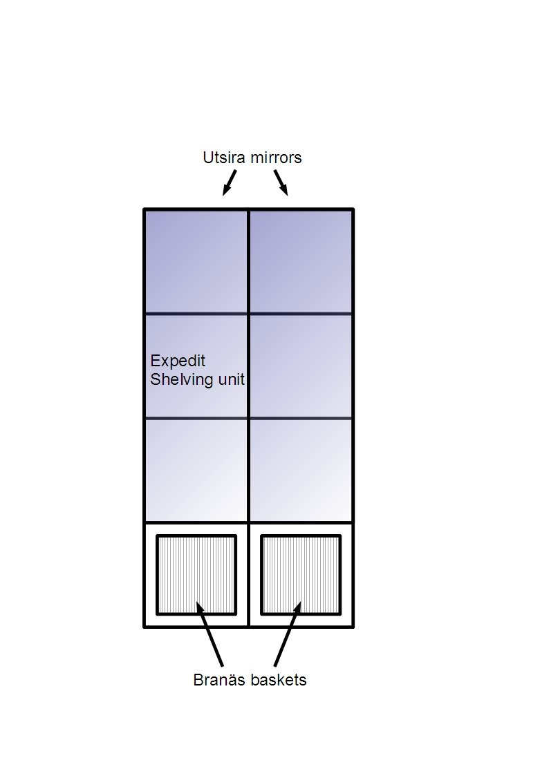 Hacker help  Can I fix mirrors on Expedit as doors. Hacker help  Can I fix mirrors on Expedit as doors    IKEA Hackers