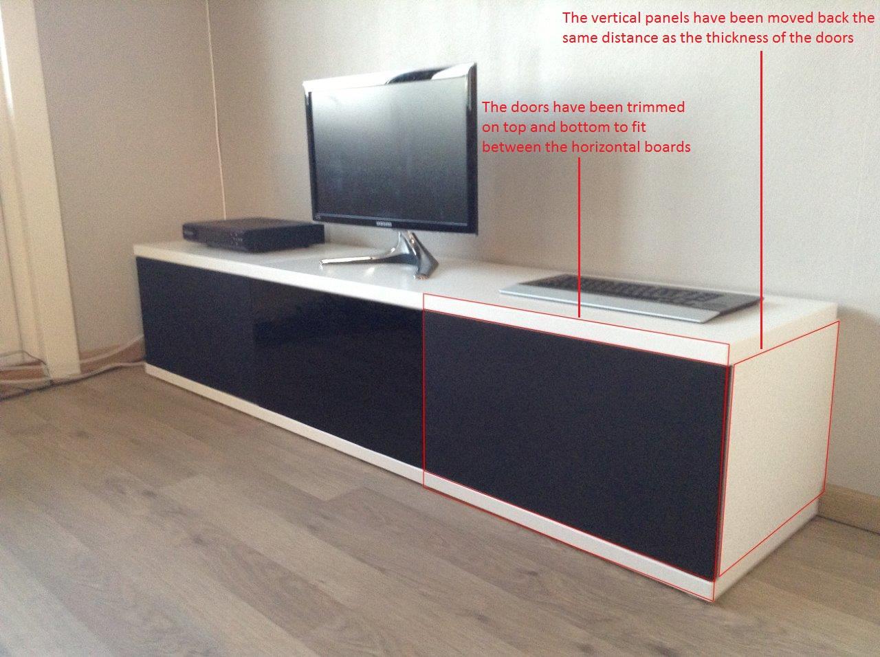 Unnu inspired media bench - Unnu Inspired Media Bench - IKEA Hackers - IKEA Hackers