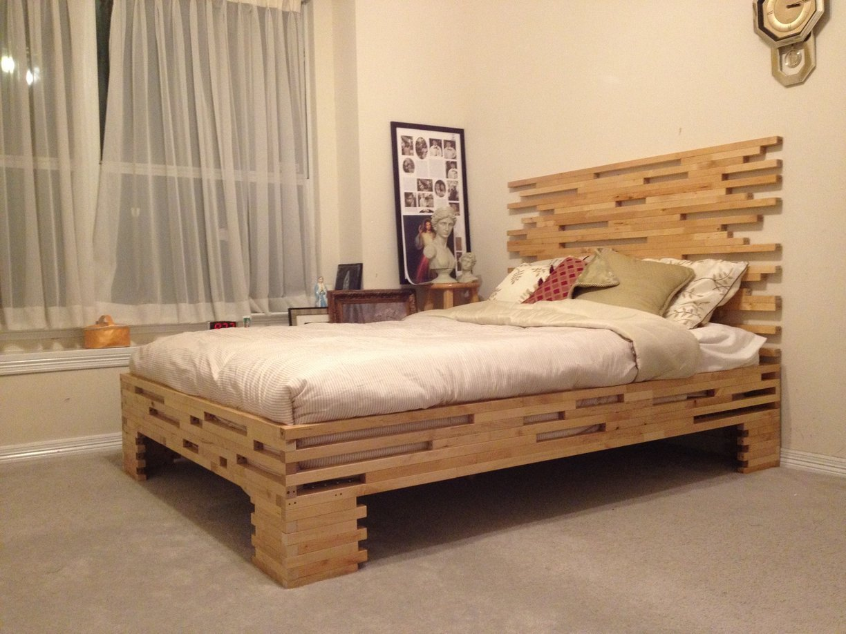 Marvelous IKEA Molger bed frame