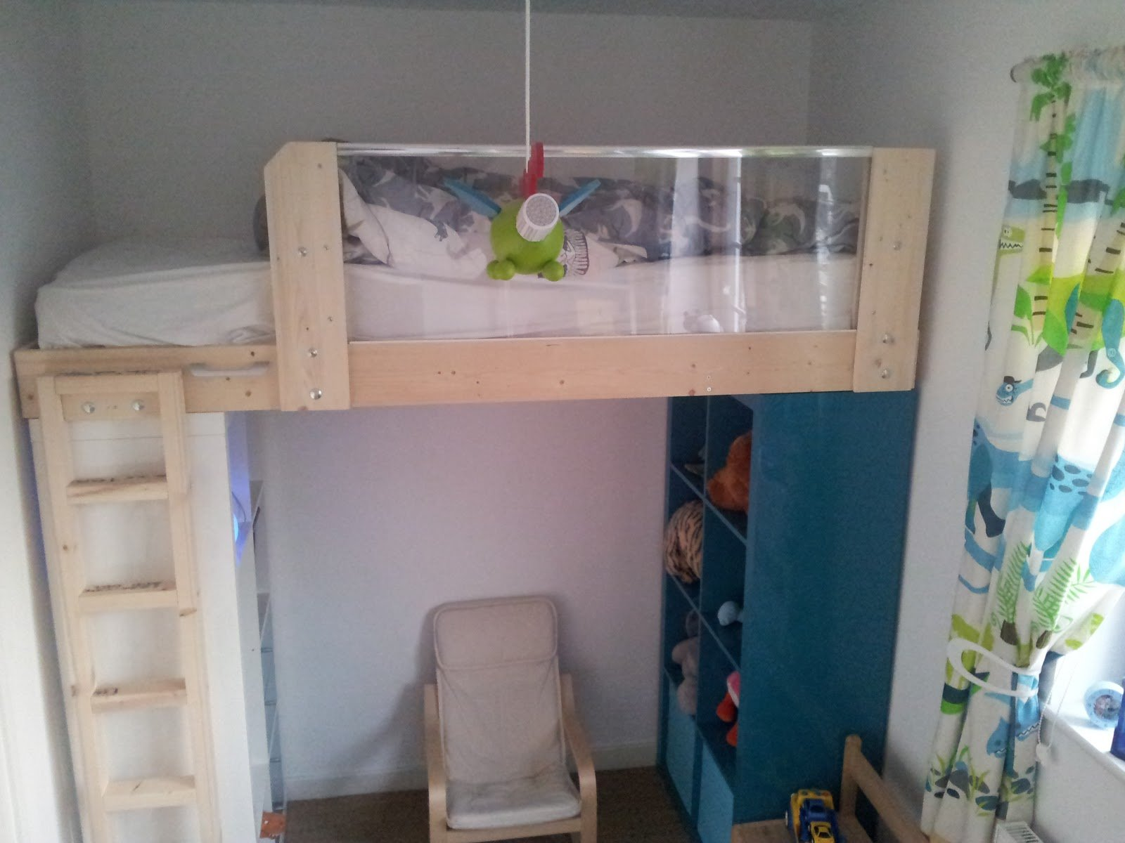 Expedit Loft Bed