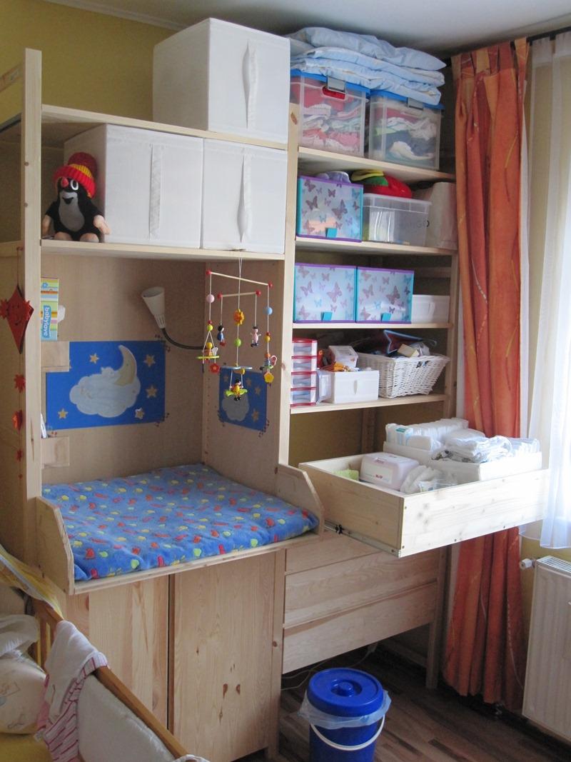 Ivar Babystation   IKEA Hackers   IKEA Hackers