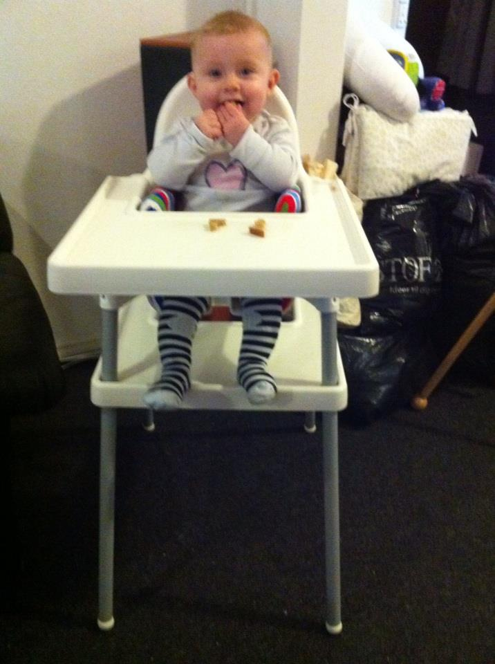 Improving your Antilop highchair