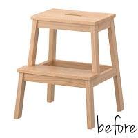 BEKVĄM step stool