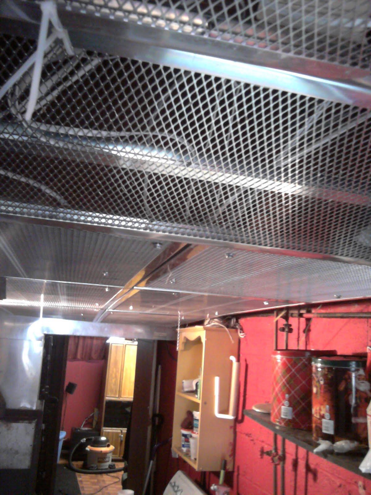 garage loft ideas - Industrial Loft Ceiling IKEA Hackers IKEA Hackers