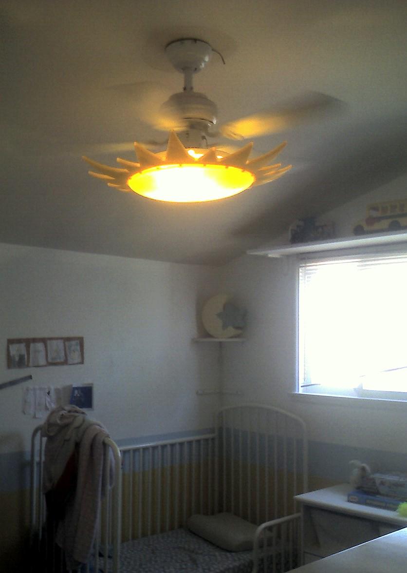 Smila Sol Ceiling Fan Ikea Hackers