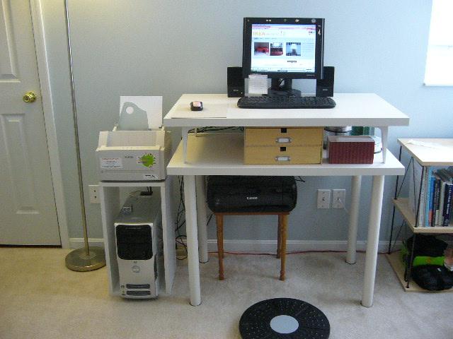 Standing Desk For