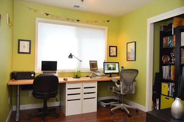 micke home office