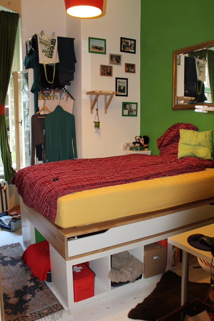 Ideas De Habitaciones Juveniles Ikea ~   hacky in Berlin  10m² full of storage  IKEA Hackers  IKEA Hackers