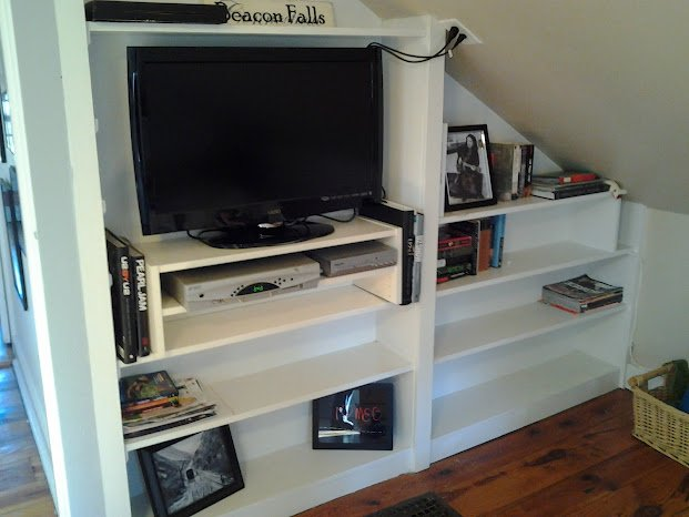 Billy becomes TV stand  IKEA Hackers  IKEA Hackers