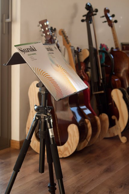 IKEA Brada music sheet stand