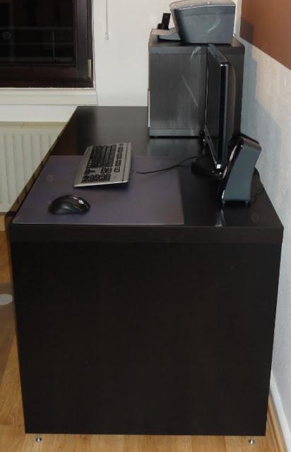 Ikea Schreibtisch Lackieren ~ Expedit (Computer) Desk  IKEA Hackers  IKEA Hackers