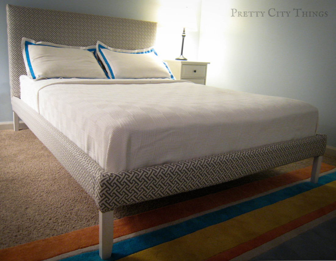Image Result For Padded Headboard Bedroom