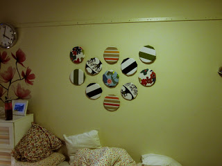 Trivet as wall decoration