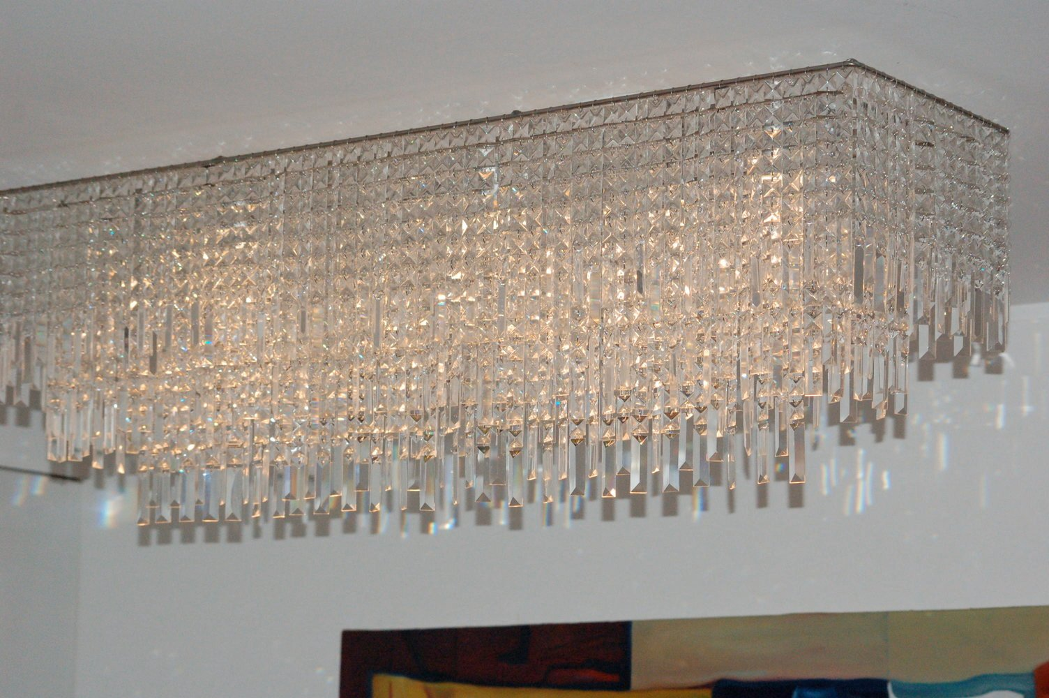 Rectangle Chandeliers: Unique Chandeliers,Lighting