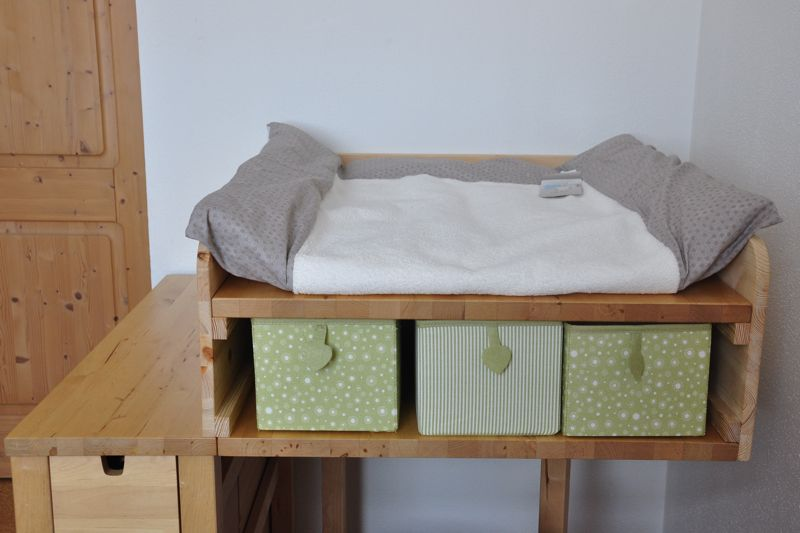 Norden Changing Table Ikea Hackers