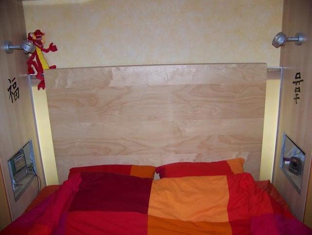 bedside nook