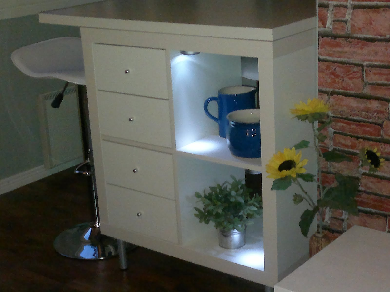 Ikea Glass Display Cabinet Adelaide ~ The tiny kitchen island  IKEA Hackers  IKEA Hackers