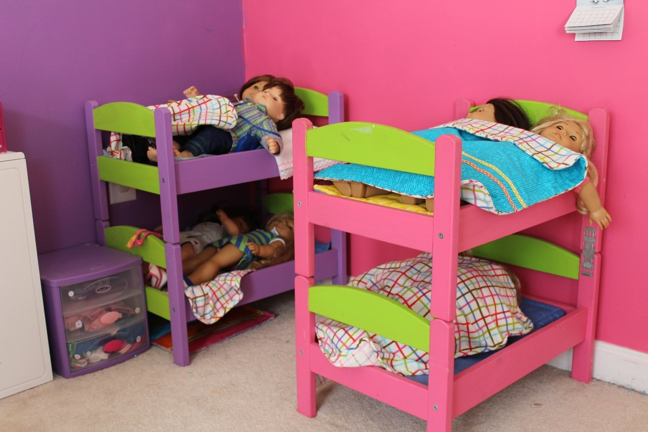 Duktig Bunkbed For Dolls Ikea Hackers