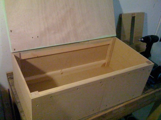 PDF Plan: How To Build A Plywood Box With Lid – Woodworking Projects
