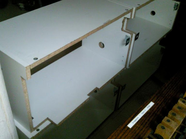 Faktum Organ Speakers Cabinets