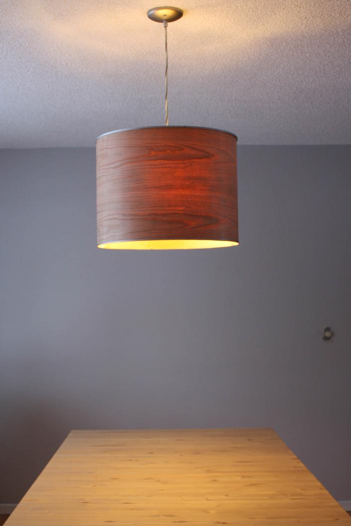 Elegant Ikea Rutbo Turned Wood Veneer Pendant Ikea Hackers Ikea Hackers  With Wood Veneer Pendant Light.