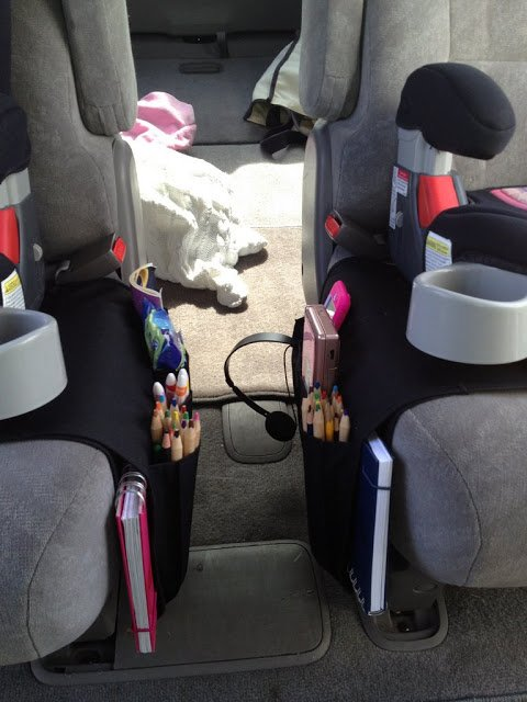 Car Organizer for Kids