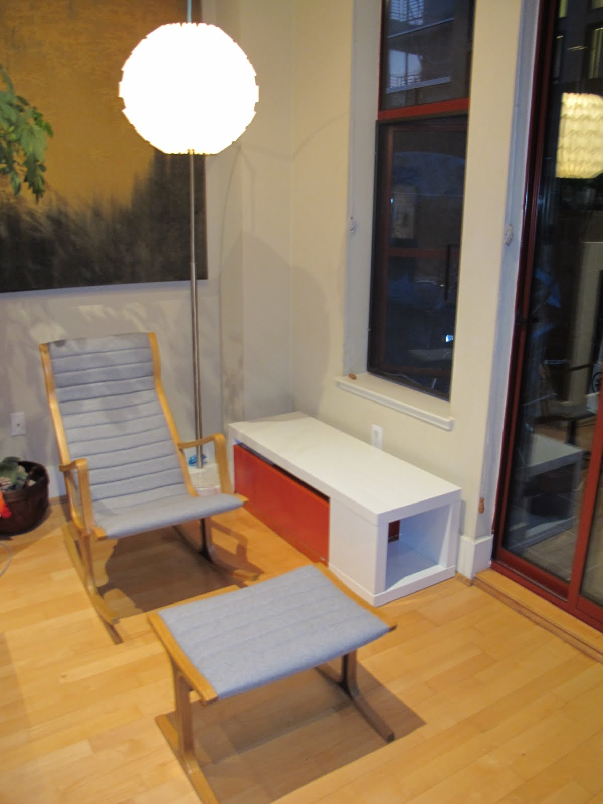 A Better Bench featuring Malm and Lack coffee table IKEA Hackers