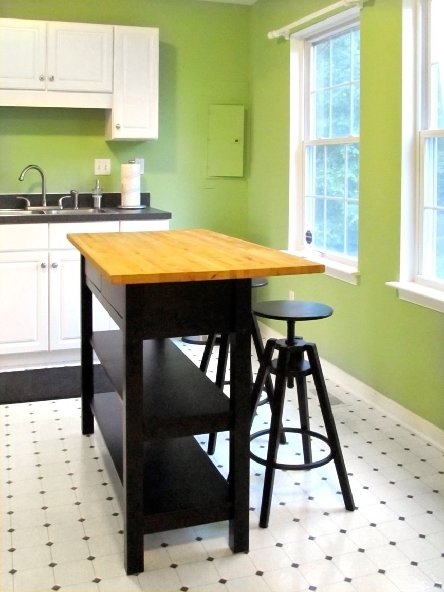 What S A Kitchen Without An Island Ikea Hackers