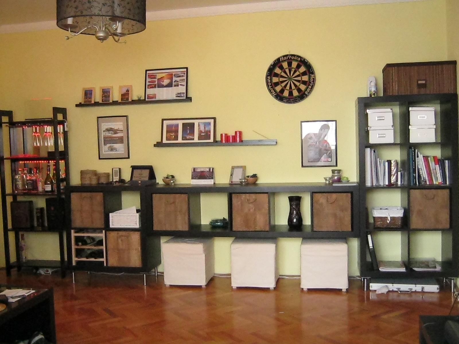 The Bachelors Living Room