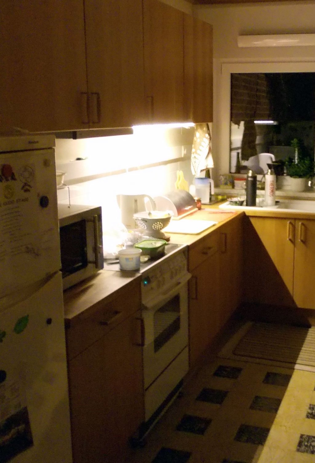 Built In Kitchen Ledberg