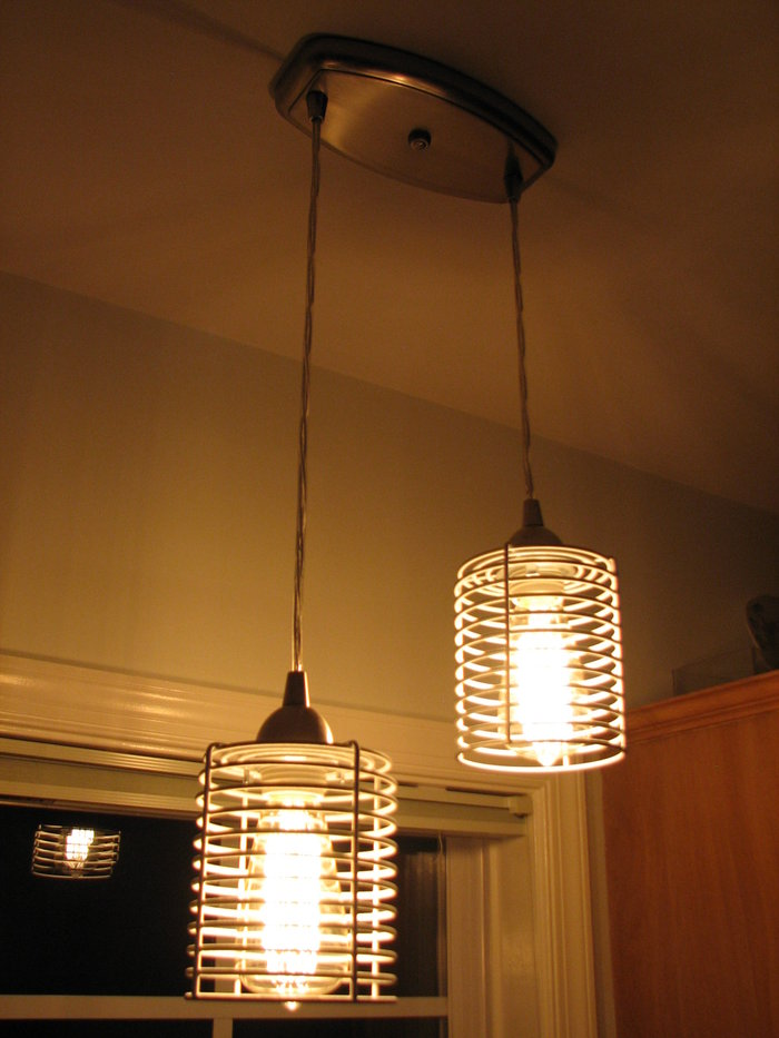 BLANKEN Industrial Pendant Light IKEA Hackers IKEA Hackers