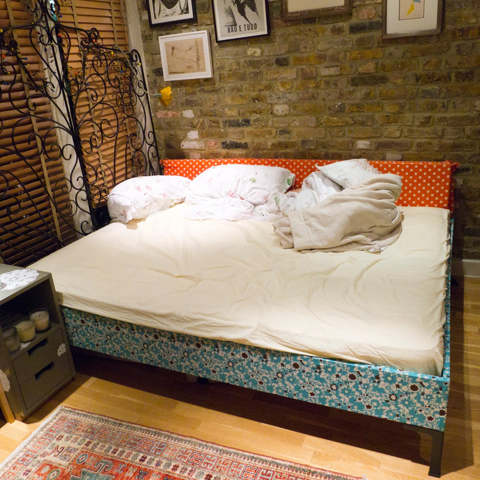 Great malm bed frame ikea