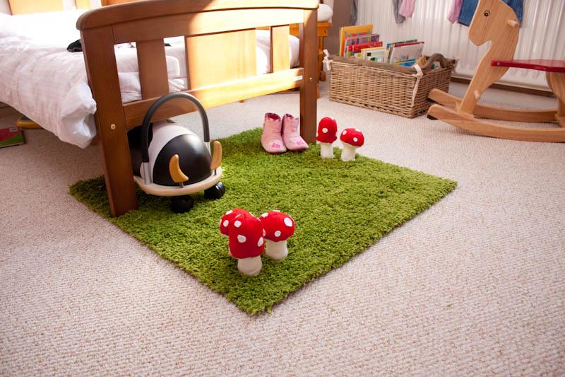 woodland inspired rug