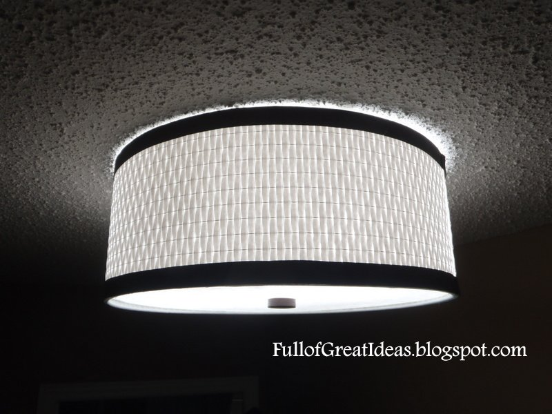 Ikea Numerar Island Countertop ~ Alang Ceiling Light Hack – buy for $30 and look like $300 in 10