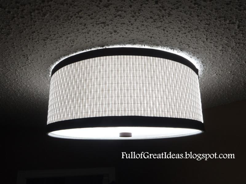 Ikea Drehstuhl Gebraucht Kaufen ~ Alang Ceiling Light Hack – buy for $30 and look like $300 in 10