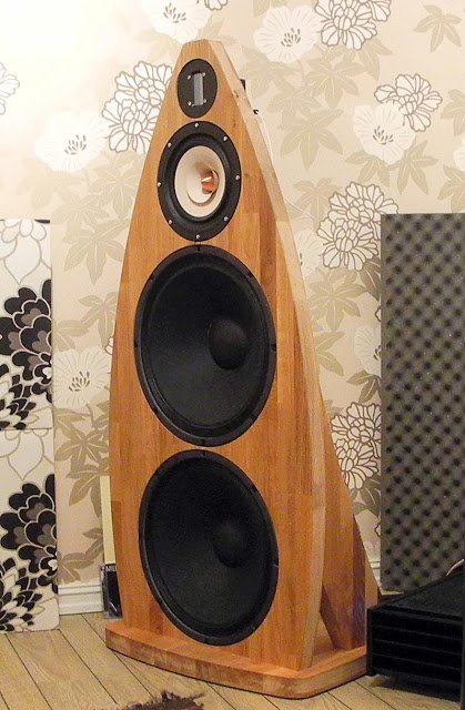 DIY Open Baffle speakers