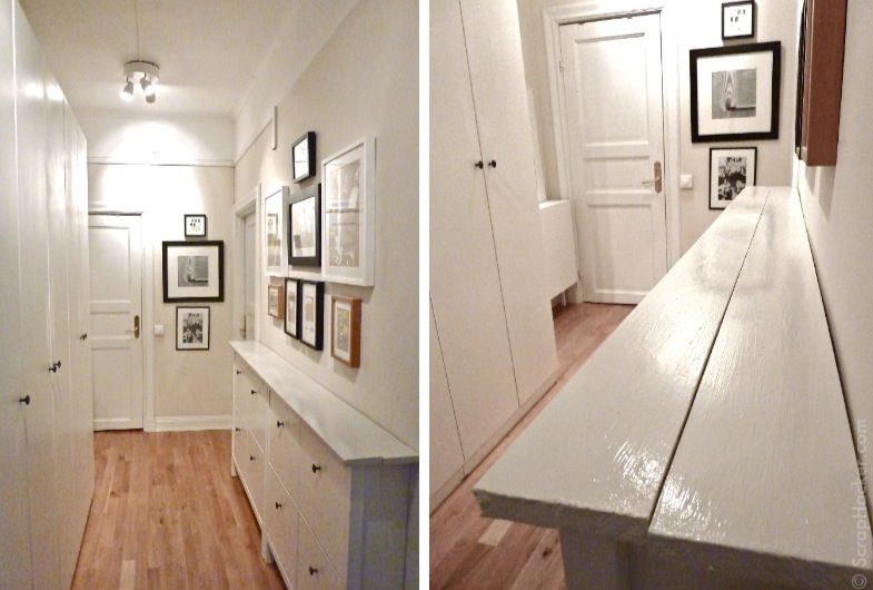 Bathroom mirror with built in tv - Hemnes Gets A Double Topping Ikea Hackers Ikea Hackers