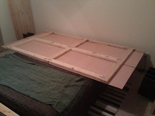 Ikea Neuheiten Kinderzimmer ~ Mandal Headboard Wall Hack  IKEA Hackers  IKEA Hackers